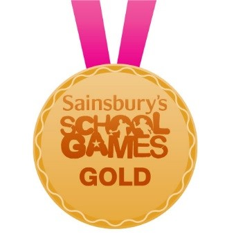Sainsbury's School Games Gold for Southall School